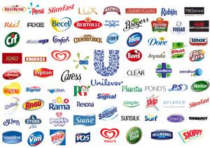 unilever-brands-logos