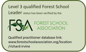 RIrvine FSA verification badge