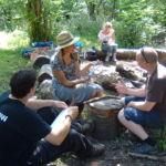 Forest School Training in Devon